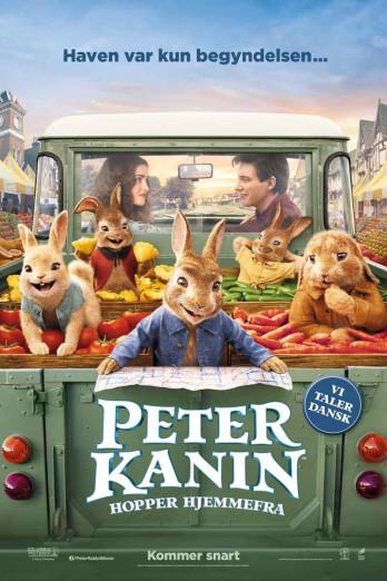 PETER KANIN HOPPER HJEMMEFRA filmplakat