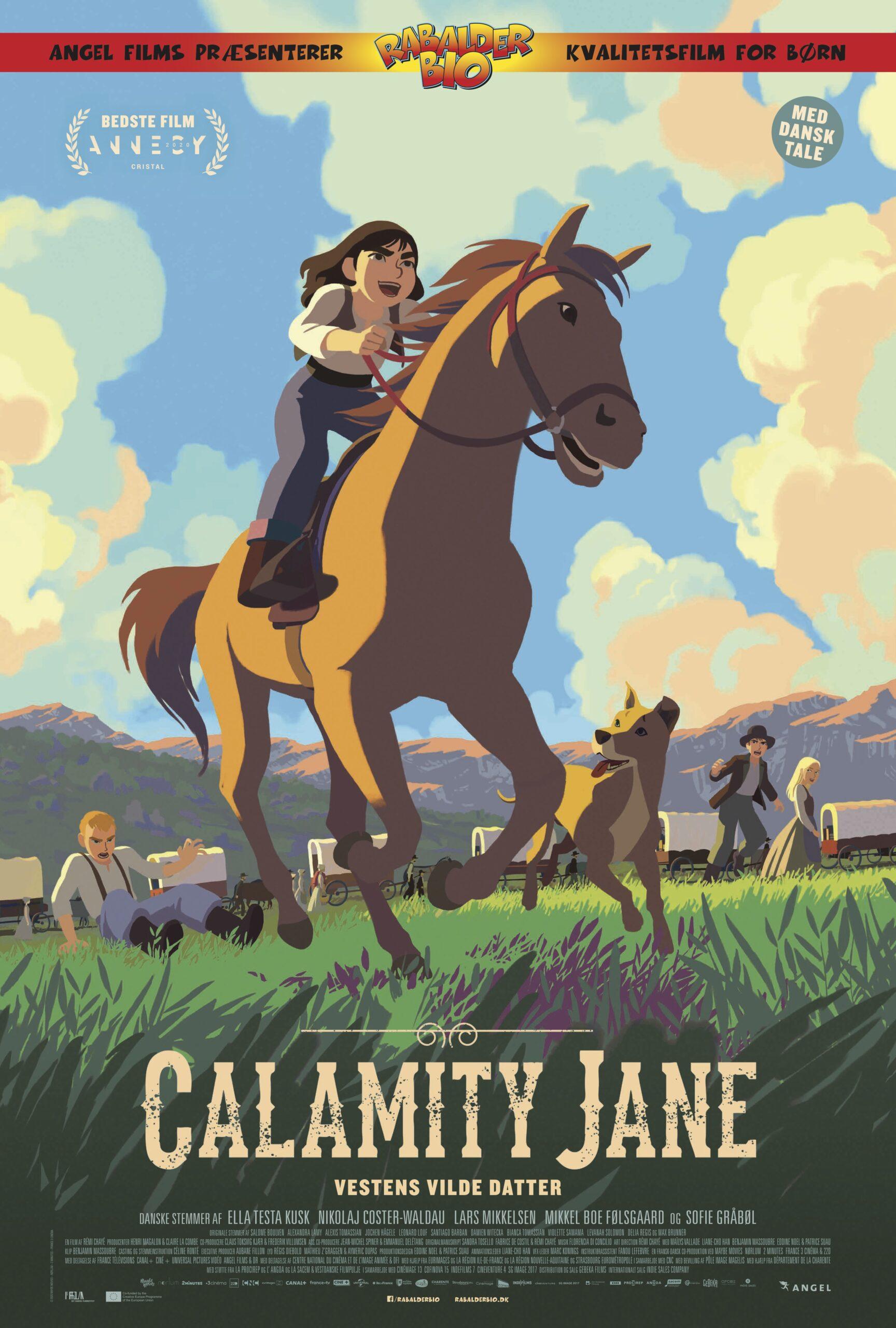 CALAMITY JANE filmplakat