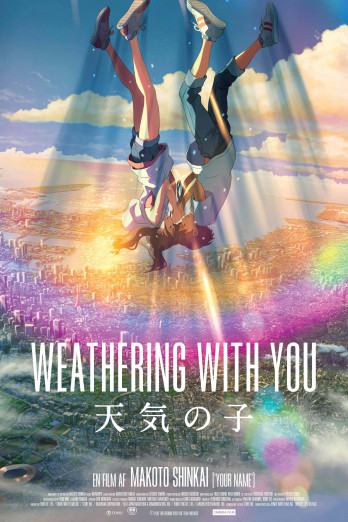 WEATHERING WITH YOU filmplakat